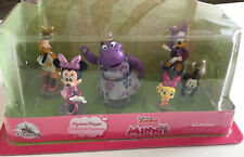 Disney Store Minnie Mouse Figurine Figures Playset Toy Damaged Box