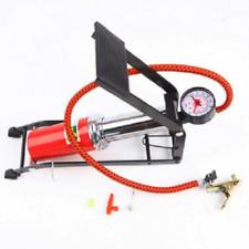 High Pressure Foot Pump Bicycle Ball Motorbike Car Type Inflater Tire Air Pump