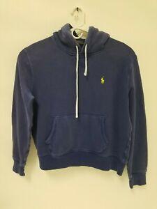 DISTRESSED Polo Ralph Lauren Kids XL Hoodie Sweatshirt Pullover