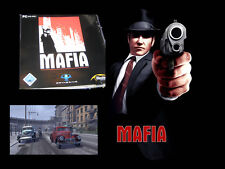 Mafia 1 pc des kultklassiker comme version allemande complet. allemand article neuf
