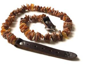Natural Baltic Amber Collar
