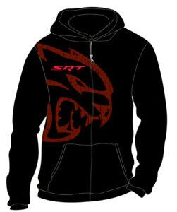 David Carey Dodge Hellcat SRT Logo Challenger Charger Muscle Cars Hoodie 48294