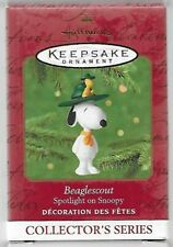 Hallmark Ornament Star Trek Puppy Love Looney Tunes Peanuts NRFB Pick from List