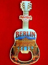 HRC HARD ROCK CAFE Berlino City tè magnetico Bottle Opener v14 NWT