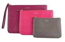 Furla Royal Envelope 3er Set Tasche Kosmetiktasche 759160 beere pink grau