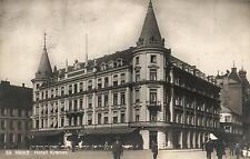 1017/ Foto AK,  Malmö, Hotel Kramer, 1924