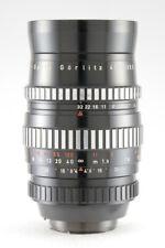 Meyer-Optik Görlitz Orestor 135mm F2,8 Exakta Tele Lens 2.8/135 - Sharp Zebra