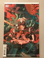SUICIDE SQUAD 45 EMANUELA LUPACCHINO variant cover harley quinn birds of prey