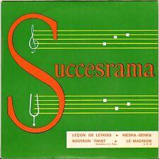 """J.L. PALIX """"MADISON TWIST"""" 60'S EP SUCCESRAMA SR 46"""
