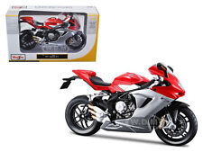 2012 MV AGUSTA F3 BIKE RED 1/12 MOTORCYCLE BY MAISTO 11093