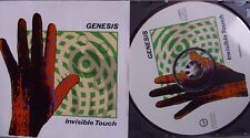Genesis- Invisible Touch- VIRGIN/ CHARISMA 1986- Picture-Disc