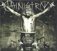 MINISTRY / RIO GRANDE BLOOD * NEW DIGIPACK CD 2006 * NEU *
