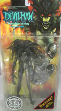 FEWTURE DEVILMAN ACTION FIGURES PSYCHOGENIE Limited Color 2ND SERIES NEW SEALED