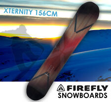 FIREFLY XTERNITY SNOWBOARD 156cm Freestyle  Light Weight All-mountain All-terrai