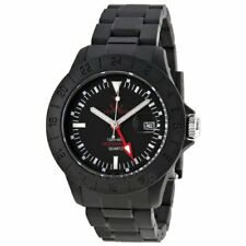 Toy Watch Jet Lag JET03GU Gunmetal Plasteramic Unisex Watch 0502