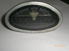 1 - NOS WW2 G104, G200, M4, G163, M18 24 v B-O Marker  Light Bulb