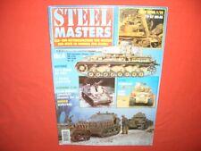 Una salida Steel Masters/Master (en lengua alemana) para la selección zw.13-44