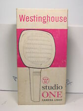 Vintage WESTINGHOUSE Studio One CAMERA LIGHT