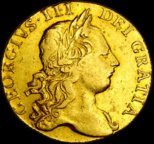 KING GEORGE THE III 1765 GOLD GUINEA Better one ..