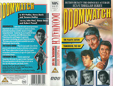 Doomwatch - The Plastic Eaters / Tomorrow, The Rat  VHS