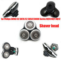 Shaver Head Replacement for Philips SH90/52 SH70/52 SH50 S9000 Series RQ10 RQ12