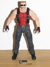"""Neca Player Select Duke Nukem Forever 7"""" Action Figure Loose 100% Complete 2011"""