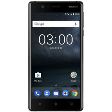 Nokia 3 - 16 GB - Schwarz