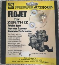 Speedwell nos Flojet ZENITH IZ izca 160 Classic Mini BMC Ford Surpresseur