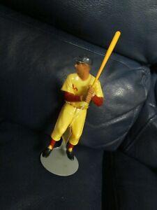 Vintage Stan Musial Baseball Figure on Stand Hartland Plastic 1958 - 1962