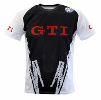 Volkswagen VW T-shirt Paddock Maglietta Gift Camiseta GTI Racing GOLF Outdoor