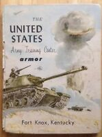 1963 U. S. ARMY BASIC SCHOOL YEARBOOK, ARMY TRAINING CENTER, FORT KNOX, KY