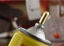 Free Shipping New 10PC S.T Lighter Butane Gas Refill Adapter