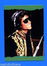 MICHAEL JACKSON - Panini 1996 - CARD - Figurina-Sticker n. 50