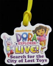 Dora the Explorer Live City of lost Toys Charm/Bracelet 2013 Nickelodeon Nick Jr