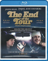 The End of the Tour (Blu-ray) (Bilingual) (Can New Blu