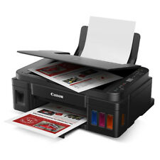 Canon Pixma G3010 Refillable Ink Tank Wireless All-In-One High Volume Printer
