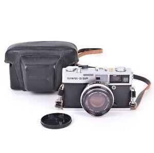 Olympus 35 SP Rangefinder 35mm Film Camera Zuiko 42mm F/1.7 From Japan