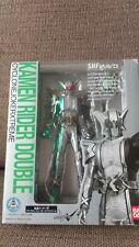 Rare! S.H. Figuarts Kamen Rider W double Cyclone Joker Extreme sold in Japan goo
