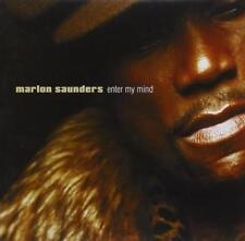 MARLON SAUNDERS Enter My Mind NEW & SEALED  SOUL R&B JAZZ  CD (SOUL BROTHER)