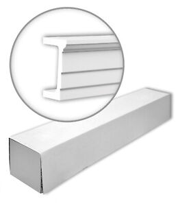 Profhome 126002 Architrave 1 Box 4 pieces   8 m
