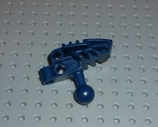 LEGO BIONICLE - Head Connector Block (Vahki), DARK BLUE x 1 (47332) BN158