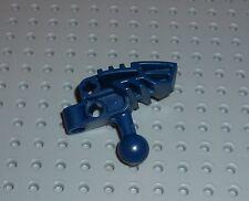 LEGO BIONICLE - Head Connector Block (Vahki), DARK BLUE x 1 (47332) BN158