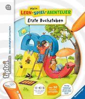 Ravensburger 00609 Tiptoi Mein Lern-Spiel-Abenteuer - Erste Buchstaben NEU OVP /