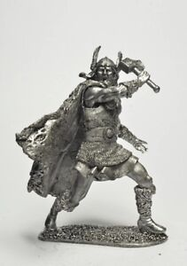 Tin soldier, figure. Thor 54 mm