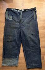 Sur pantalon Bleu ou Salopette de Piou Piou 1914 1915 Poilu BH horizonGarance
