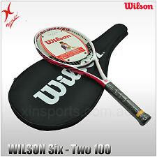 WILSON TENNIS RACQUET - SIX.TWO 100 - 4 1/2 TENNIS RACKET