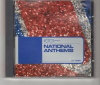 (HN988) National Anthems mixed by Jay C, CD Three - 1999 CD