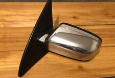 LINCOLN MKZ 10 2010 LH DRIVER MIRROR APPROACH LAMP HEATED CHROME OEM NICE