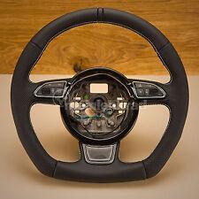 8-5 Neu Beziehen Ihres Lenkrades Audi 4-R A1 S1 8X A6 S6 A7 S7 4G