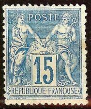 Timbres français oblitérés d'avant 1900 par unité